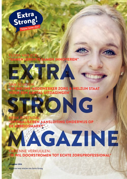 EXTRA STRONG MAGAZINE NOV2016