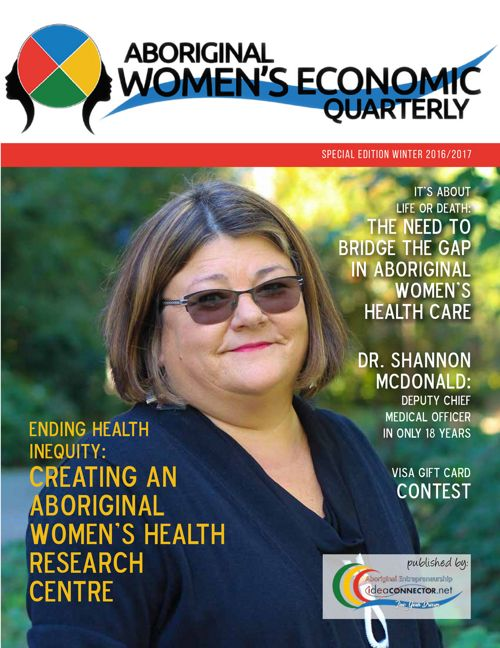 Aboriginal Women's Economic Quarterly Winter 2016/2017