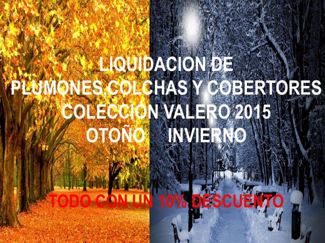 CATALOGO OTOÑO INVIERNO VALERO2015