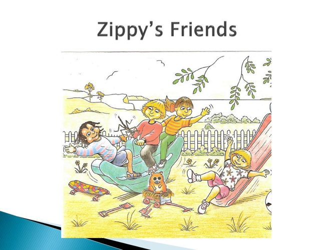 112514 Zippy's Friends Presentation