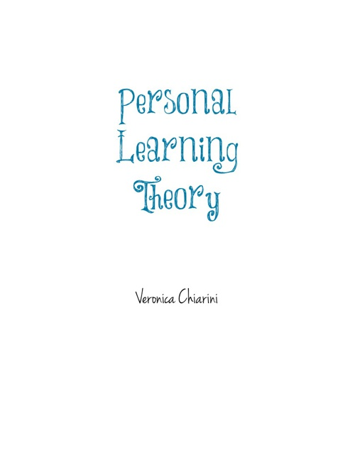My Personal Learning Theory