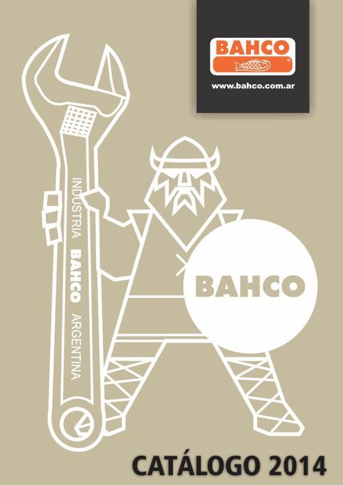 Catalogo Bahco 2014