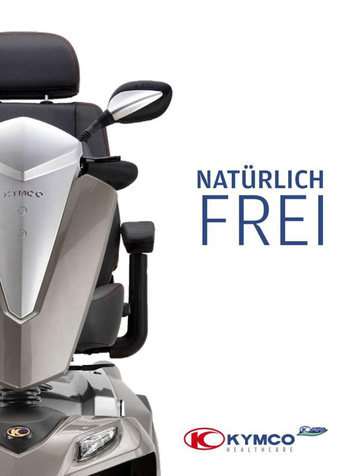 BROCHURE KYMCO 2014 DEUTSCH