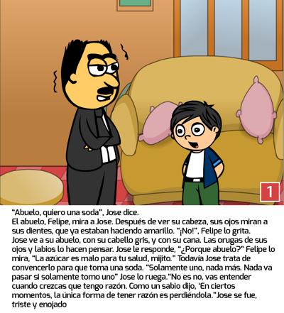 El Azucar y Jose