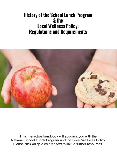 NSLP & Local Wellness Policy