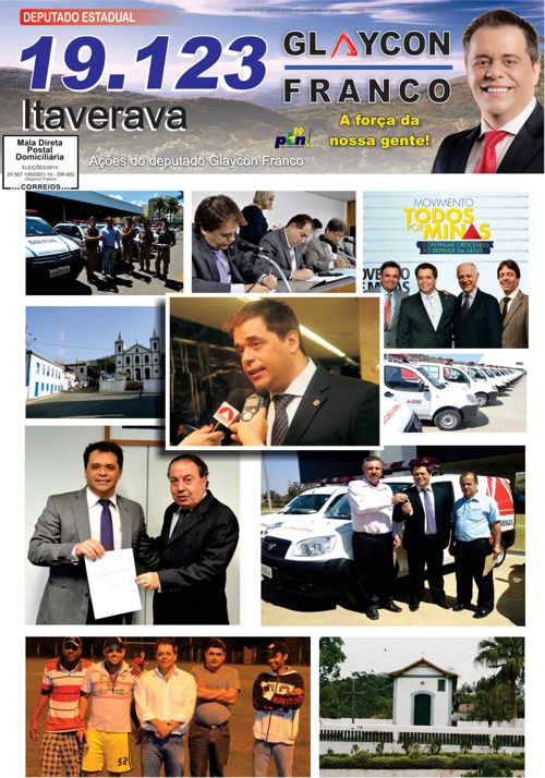 Jornal Itaverava - Glaycon Franco