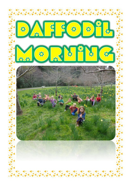 Daffodil Morning