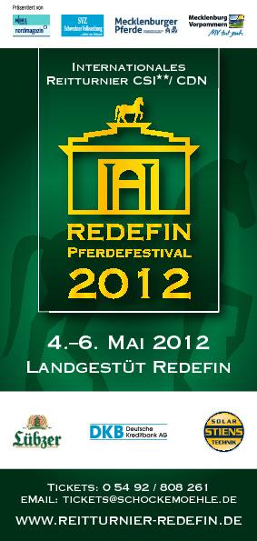 Flyer Redefin 2012