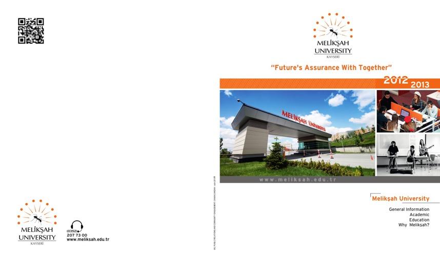 Melikşah Üniversitesi_Broşür_English