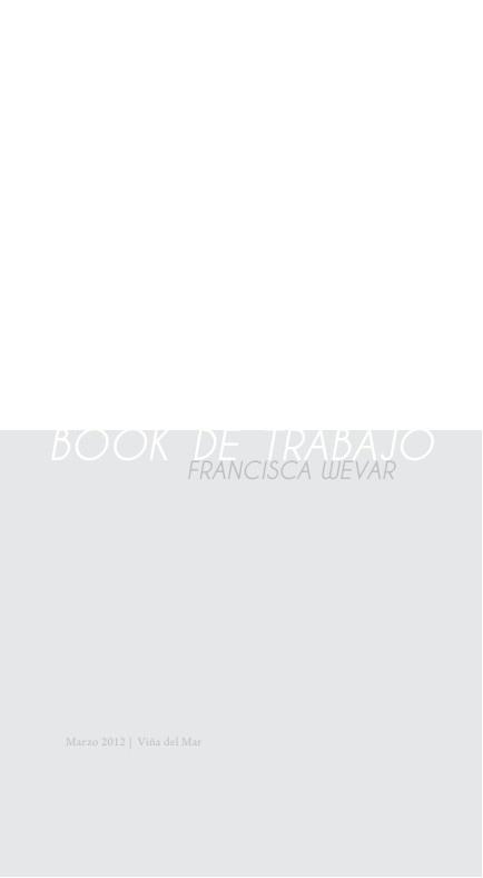 Book Fran Wevar 2013