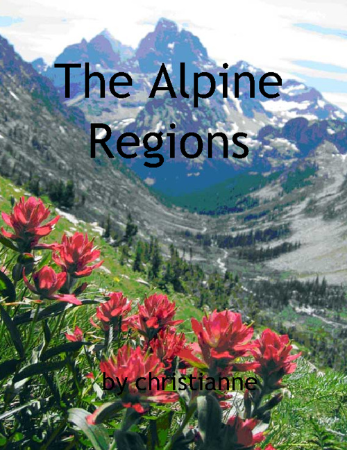 Alpine Regions by Christianne