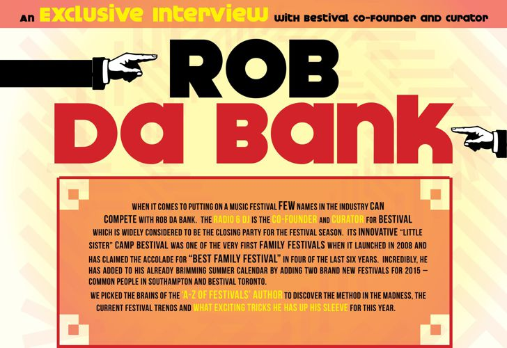 Rob Da Bank interview