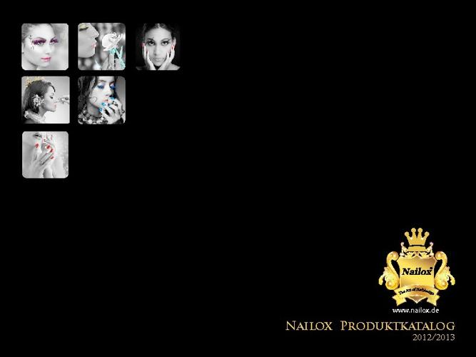 Nailox Produktkatalog