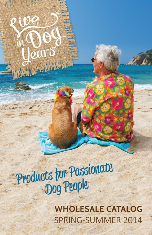 Live In Dog Years™ Catalogue 2014