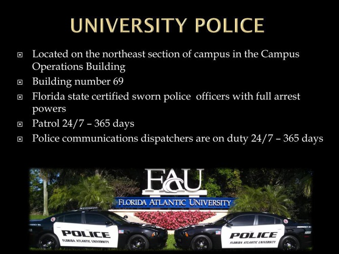 FAU Police Department