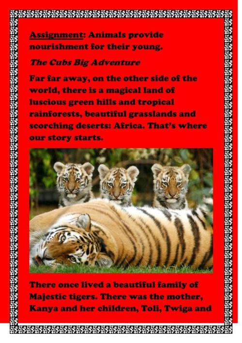 The Cubs Big Adventure