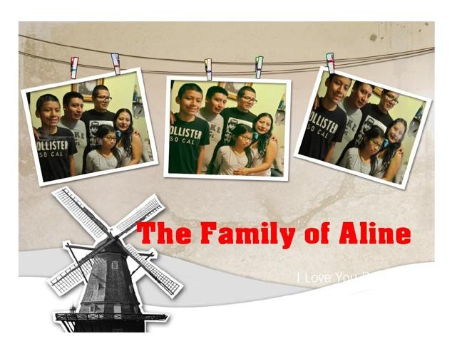 The Aline´s Family