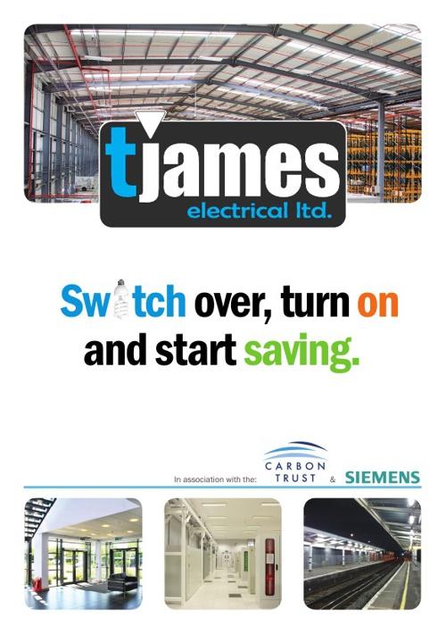 T James Energy Saving Division