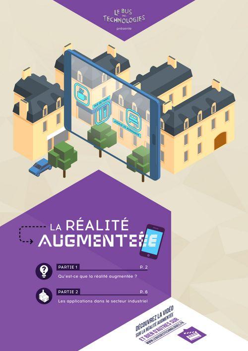 Livret : La réalité augmentée, qu'est-ce que c'est ?