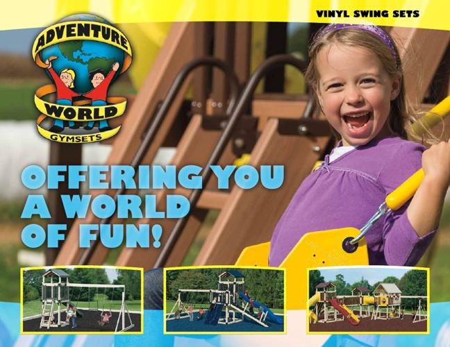 Adventure World Gymsets