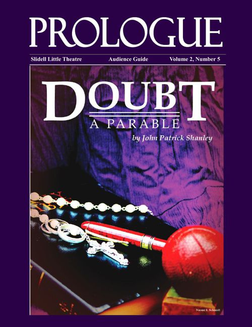 "Prologue: ""Doubt: A Parable"""