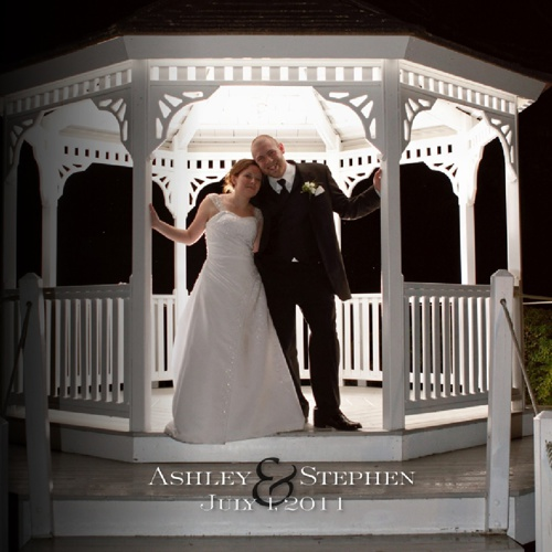 Ashley and Stephen's Album