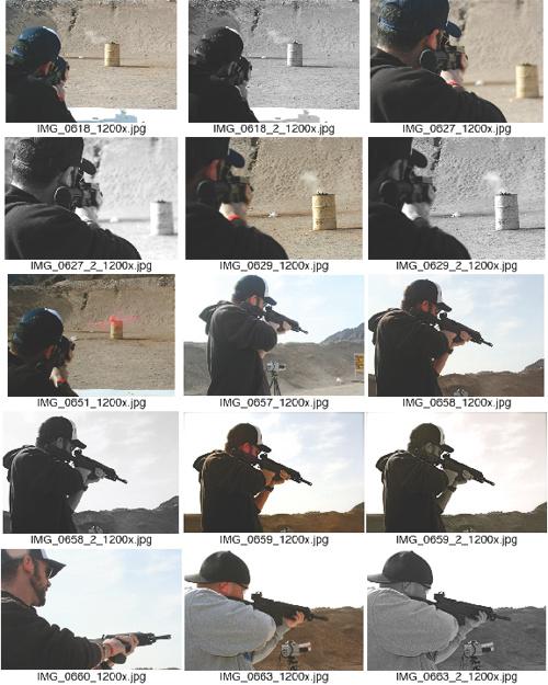 AR57 RANGE SHOTS #2