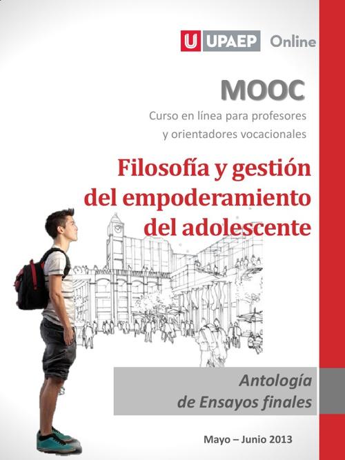 """MOOC """"Filosofia y Gestión del Empoderamiento en el Adols"""