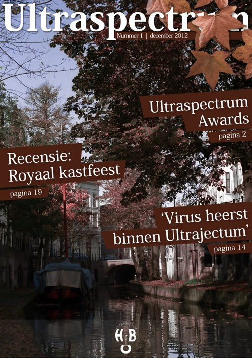 Ultraspectrum 2012-2013 1e editie
