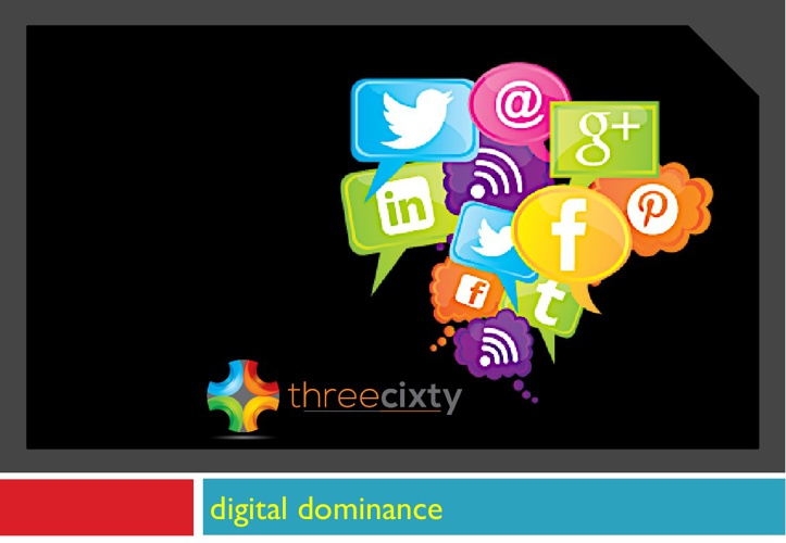 threecixty : digital dominance