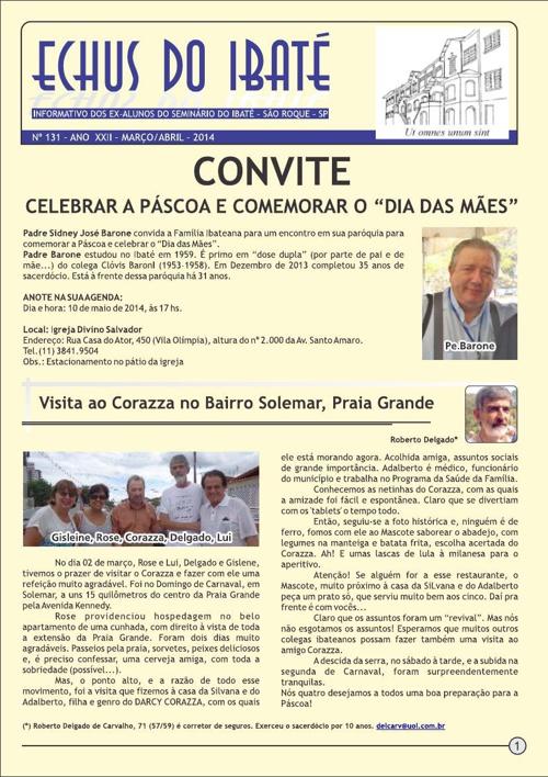 Echus do Ibaté - nº 131
