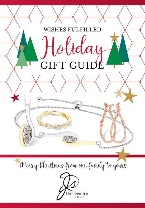 The Jewelry Shop Holiday Gift Guide 2017