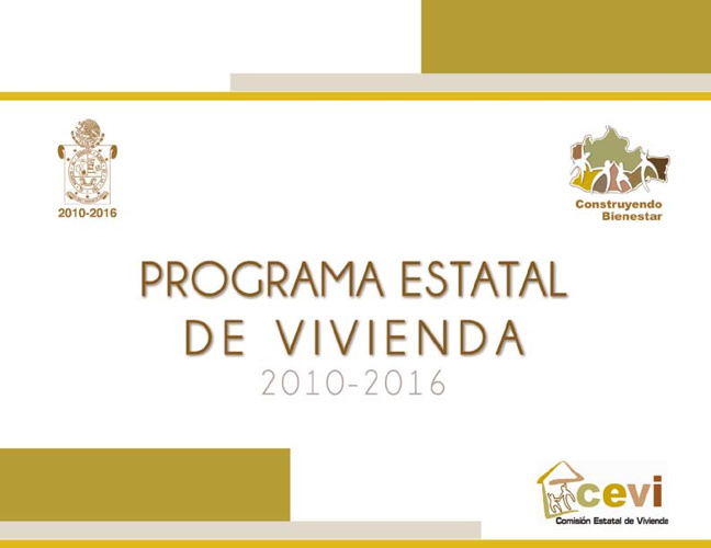 Copy of programa estatal de vivienda