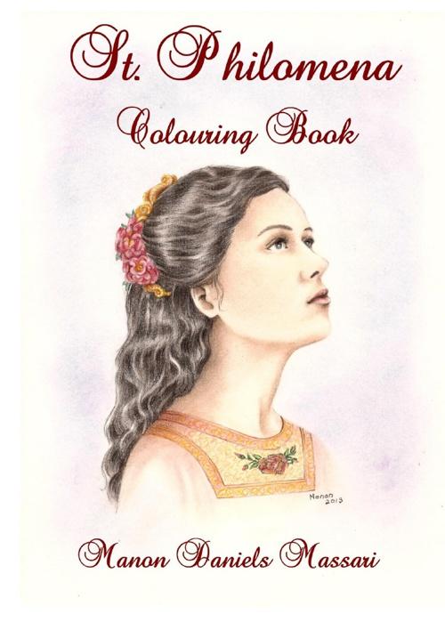 Copy of Saint Philomena Colouring Book
