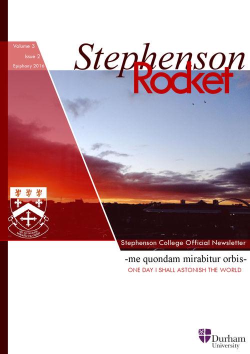 Stephenson Rocket Epiphany Term 2016