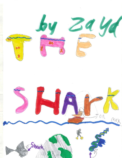 the shark by zayd 3G