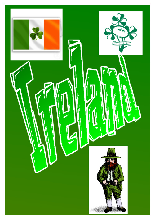Ireland by Lahny, William, Jarek and Madisen
