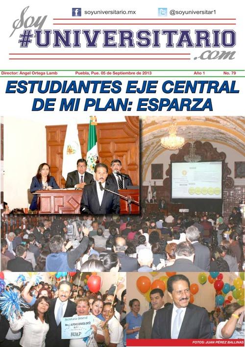 #SoyUniversitario.com No. 79