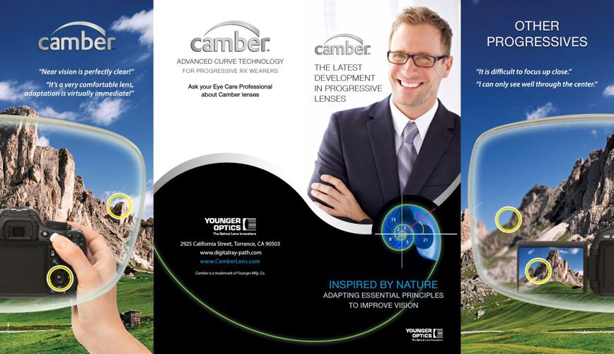 Camber Lenses - Patient Brochure