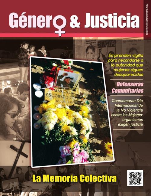 Boletín 3. Género y Justicia.