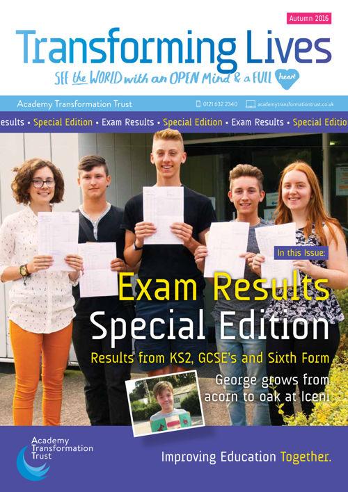 ATT Newsletter Results Special 2016