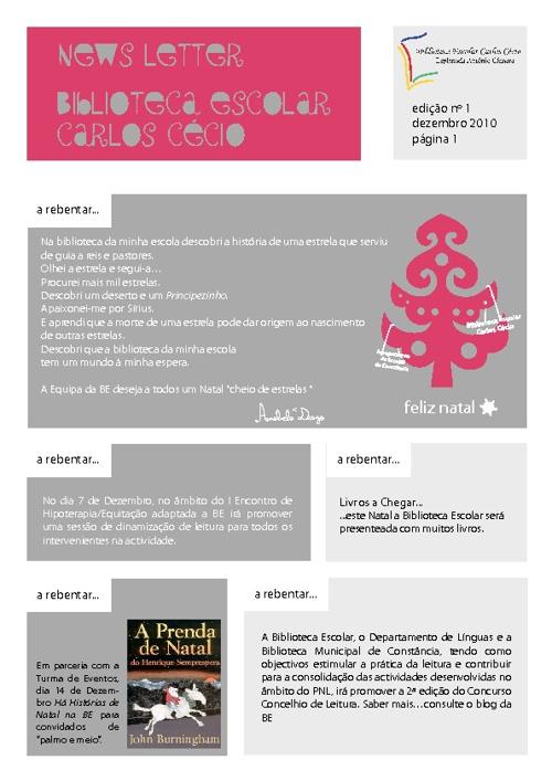 Newsletter-Janeiro