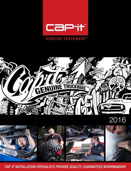 Cap-it 2016 Catalogue