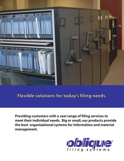 Oblique Filing System