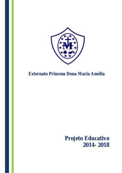 Projeto Educativo 2014-2018