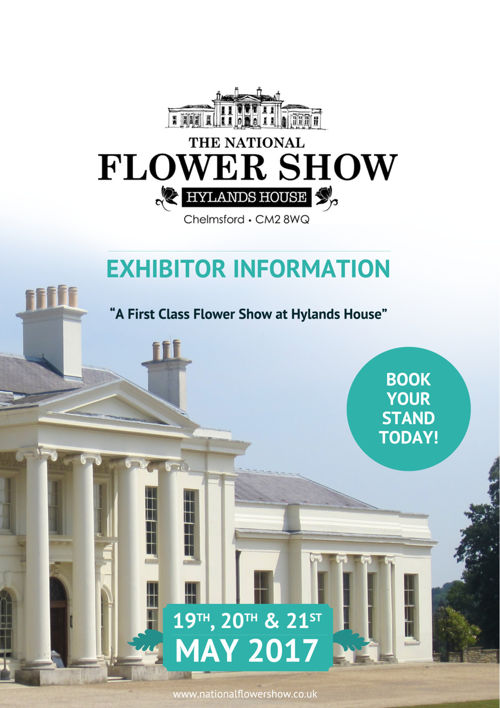 National Flower Show 2017