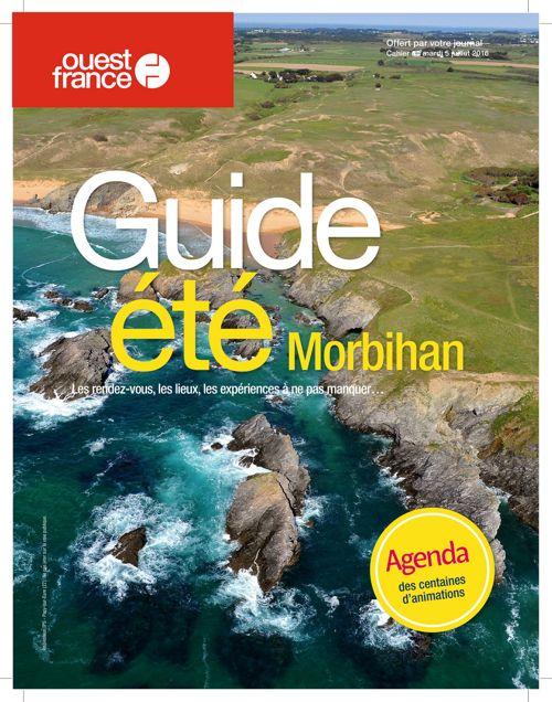 Guide été Morbihan : Edition 2016
