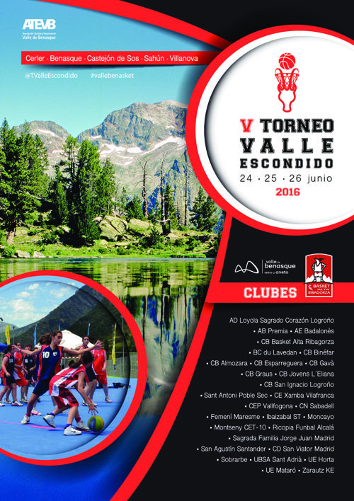 V Torneo Valle Escondido Benasque 2016