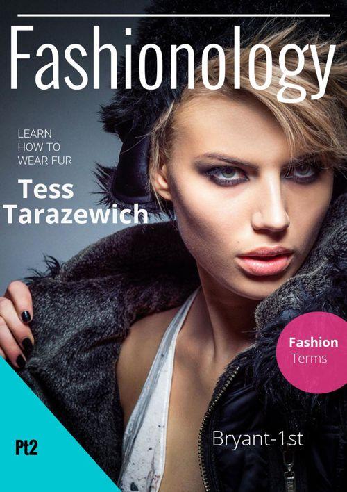 Copy of Tess Tarazewich-1st