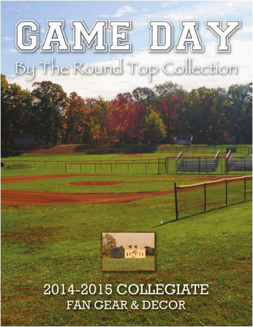 Roundtop Collection 2014-2015 Gameday
